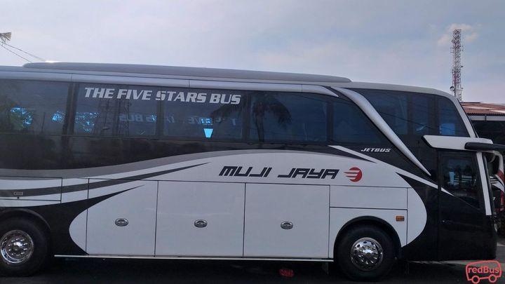 Semarang To Jakarta Muji Jaya Bus