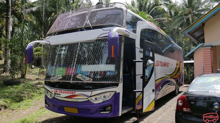 Jakarta To Padang Panjang Lubuk Basung Jaya Bus