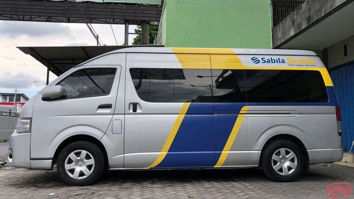 Semarang To Yogyakarta (jogja) Sabila Shuttle Bus