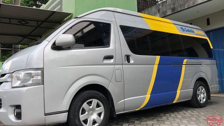 Magelang To Yogyakarta (jogja) Sabila Shuttle Bus