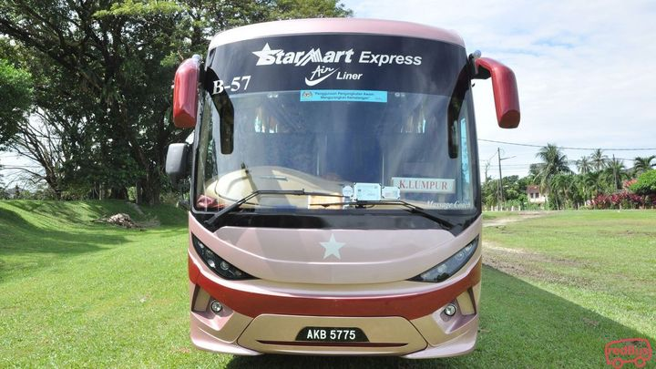 Klia To Ipoh Starmart Express Bus