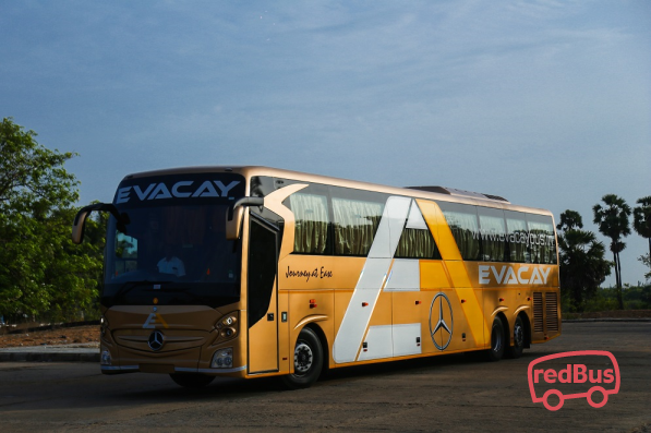 Evacay Bus Online Bus Ticket Booking, Bus Reservation, Time