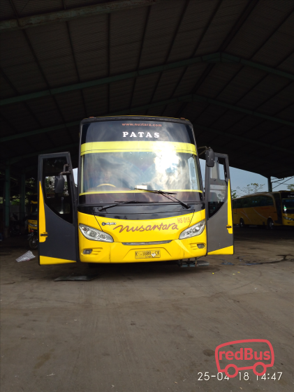 Nusantara Transindo Bus Tikets