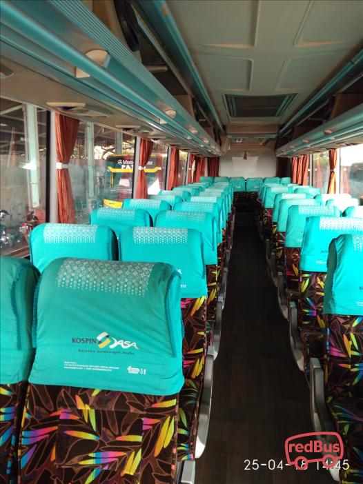 Nusantara Transindo Seats