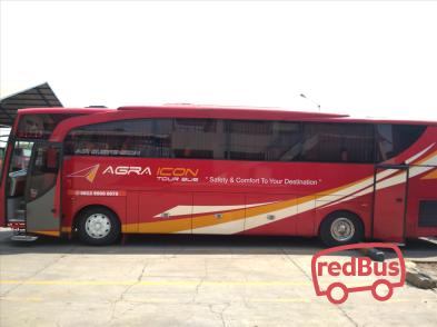 Agra Mas Bus