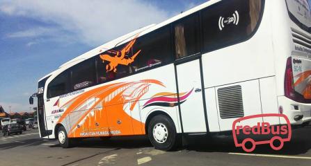 Agra Mas Bandara Bus Tikets
