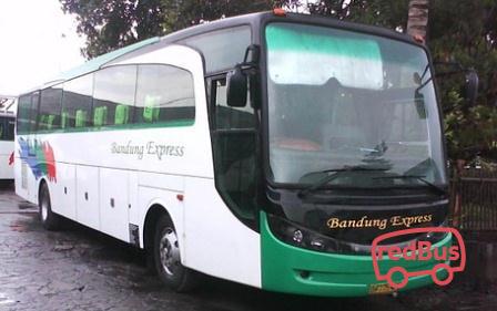 Book Bandung Express Bus Tickets