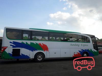 Bandung Express Bus Images