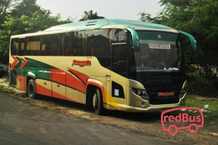 PO Menggala Pariwisata Bus