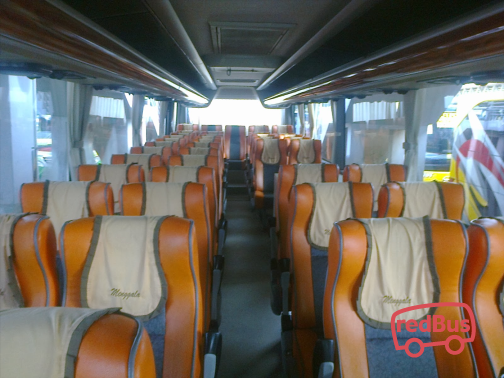 Menggala Bus Interiors