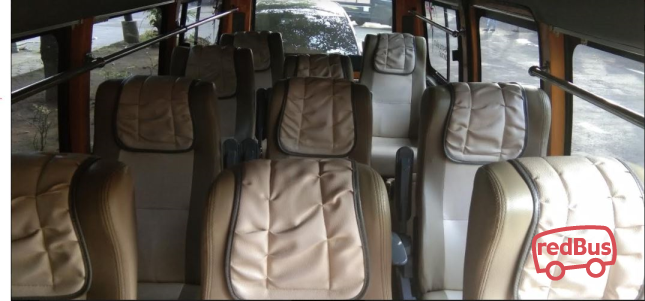 Interiors of Cahaya Tour and Travel