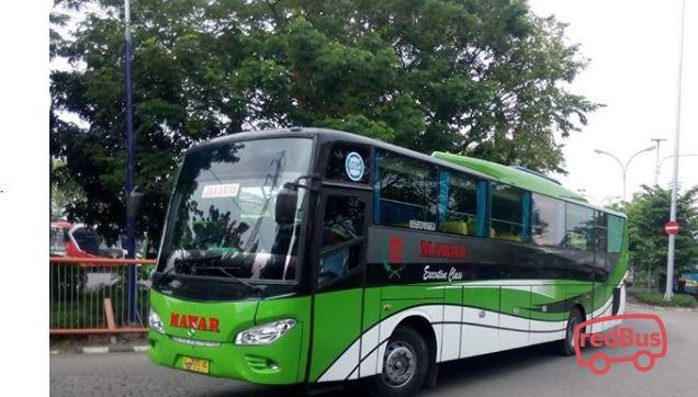 Mawar Executive Class Bus
