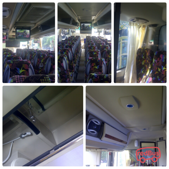 PT Tiara Mas Bus Amenities