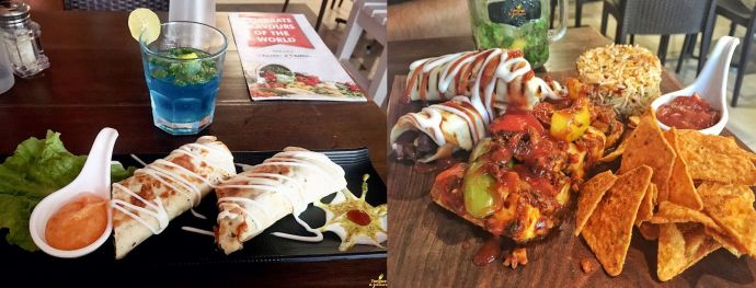 Nagpur, Mexican, food, exotic, taste, cafe zinea
