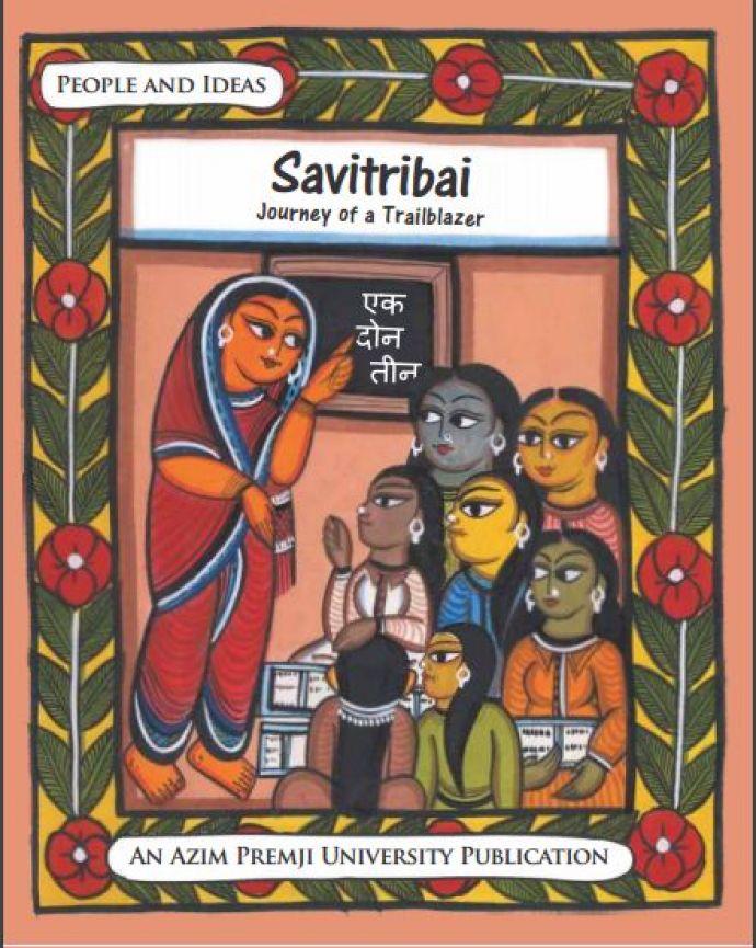 savitribai, phule, graphic, novel, anniversary, azim premji