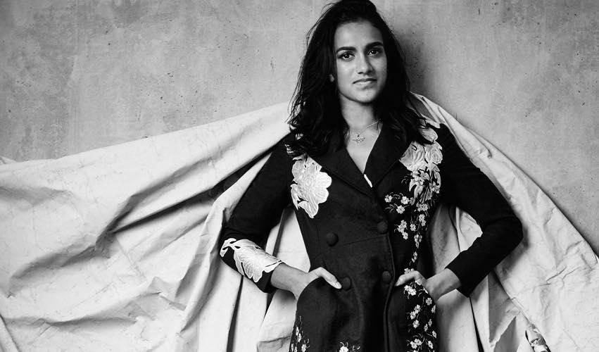 PV Sindhu, Grazia, Magazine Cover, Photoshoot