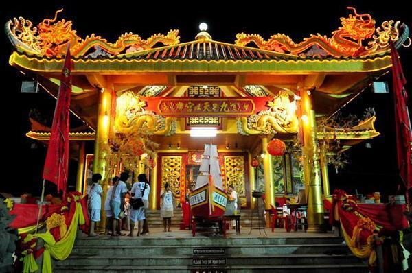 Phuket, Nine day festival, Navratri, vegetarian, Durga, Durga Puja