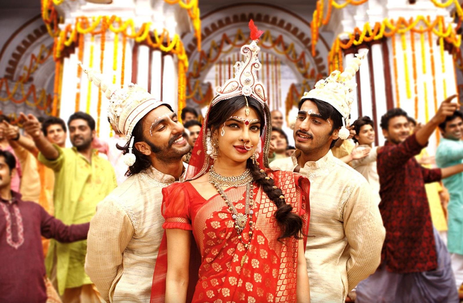 Durga puja, Movie, Bollywood, Bengal, Kolkata, Devdas, Kahaani, Piku, Lootera