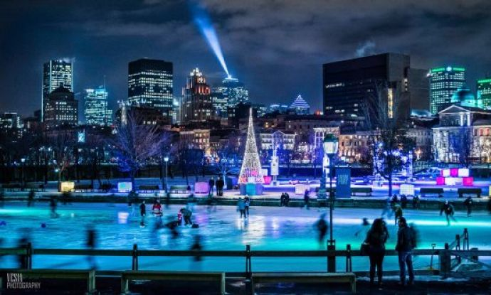 Canada, Winter, Skiing, Vancouver, Toronto, Niagara Falls