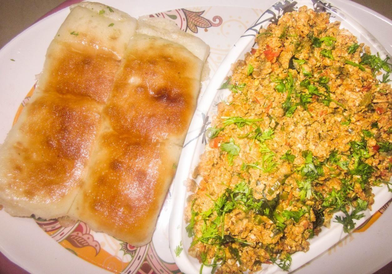 Pav Bhaji, food, winter, seasonal, pav, wada, misal, dabeli, sandwich