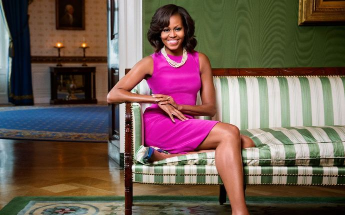 michelle obama, first lady, final, speech, white house