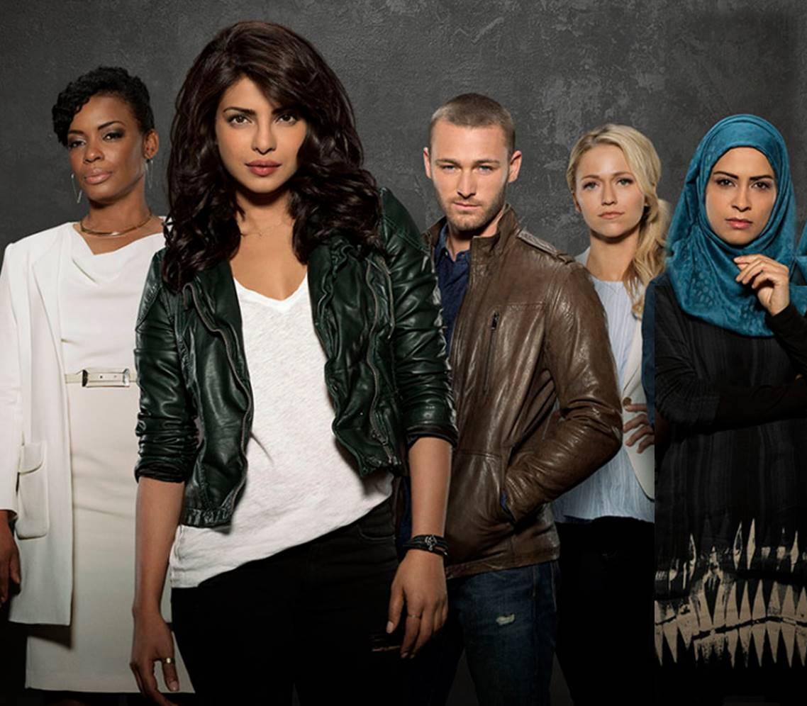 Quantico, Tv series, entertainment, season 2, Priyanka Chopra, Alex, CIA, FBI