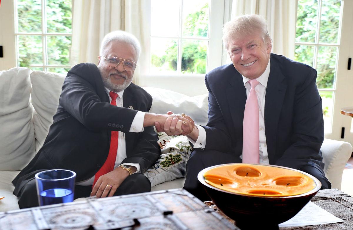 Donald Trump, Hillary Clinton, US Presidential Election 2016, Hindu-American, Republican Hindu Coalition, Shalabh Kumar, Indian-American, NRI, Non-Residential Indian, Shalli Kumar