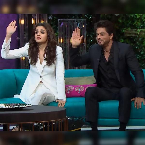 Koffee With Karan, Shah Rukh Khan, Alia Bhatt, Entertainment, Bollywood, Dear Zindagi, Season 5