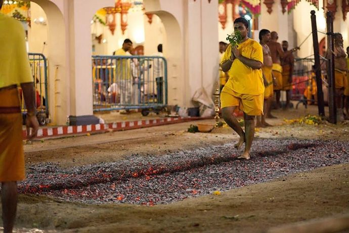 Image result for thimithi  festival
