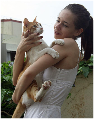 Cat, Cat Lovers, World Cat Day, Celebs With Cats