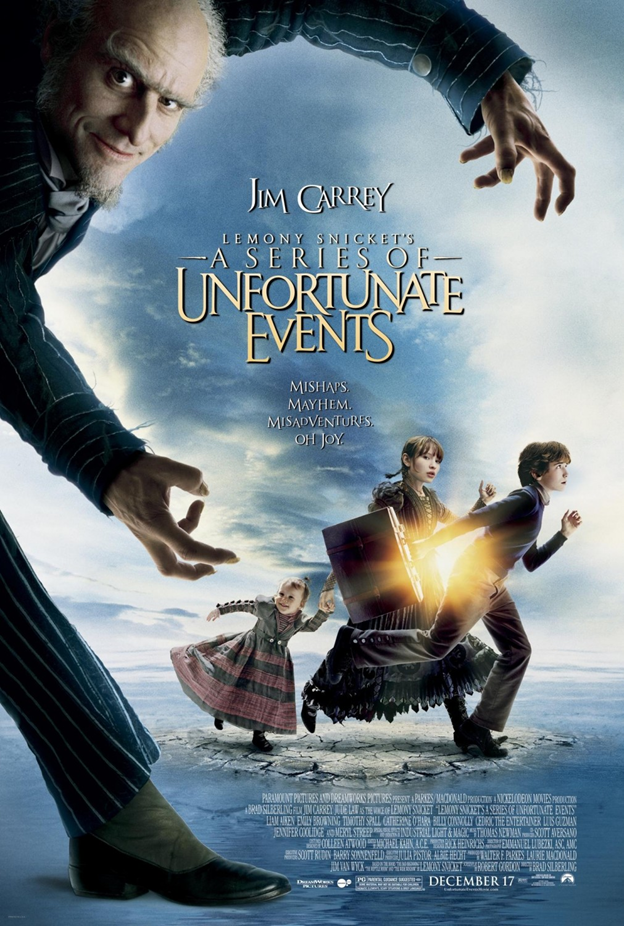 Neil Patrick Harris, Netflix, Jim Carrey, A Series of Unfortunate Events, Count Olaf, Teaser