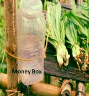 Mizoram, Market, WithoutShopkeepeers, Honesty, Integrity, Ngah lou dawr