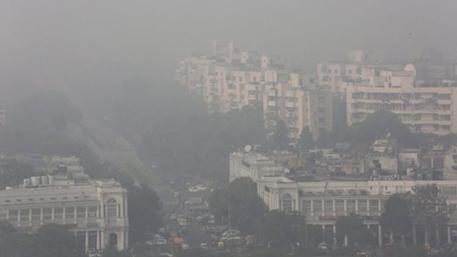 Smog, Delhi, Air Pollution, Diwali, Crop Burning