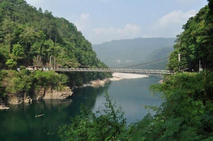 Dawki, Shilong, India, travel, december, winter