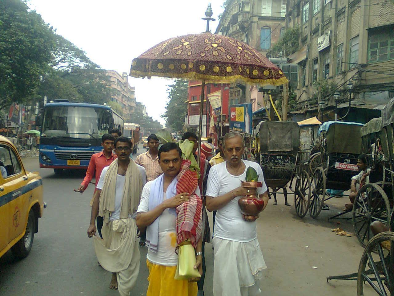 Durga Pujo, Maha Saptami, History, Review, Religion, Mythology