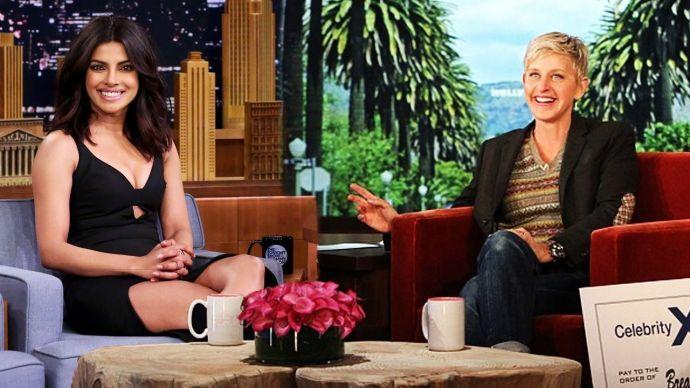 Deepika Padukone, The Ellen DeGeneres Show, Ellen DeGeneres