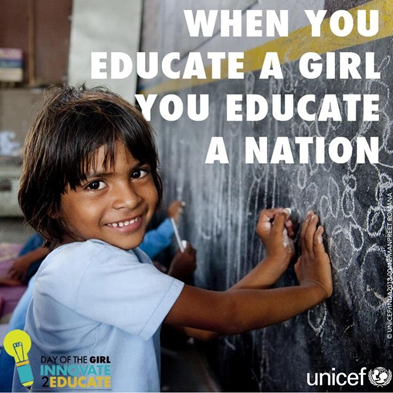 International Day Of The Girl Child, Girl Child, International observance day, Girl Education, Abortion, Female foeticide