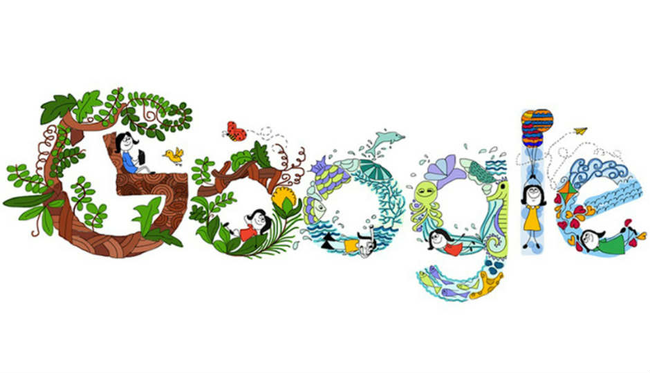 Doodle 4 Google, National winnner, Anvita Telang, Pune, 'If I could teach anyone anything, it would be'
