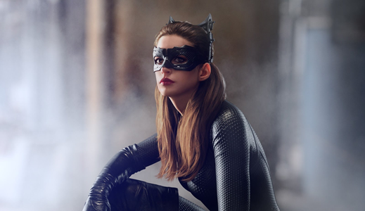 Anne Hathaway, Quotes, Catwoman