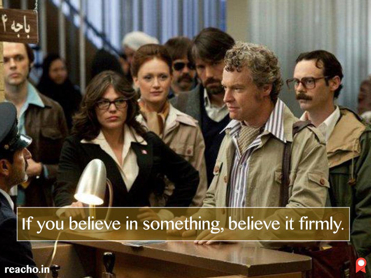 Argo, Master Disguise, Ben Afflick, US Embassy, Tehran, Iranian Revolution, Escape