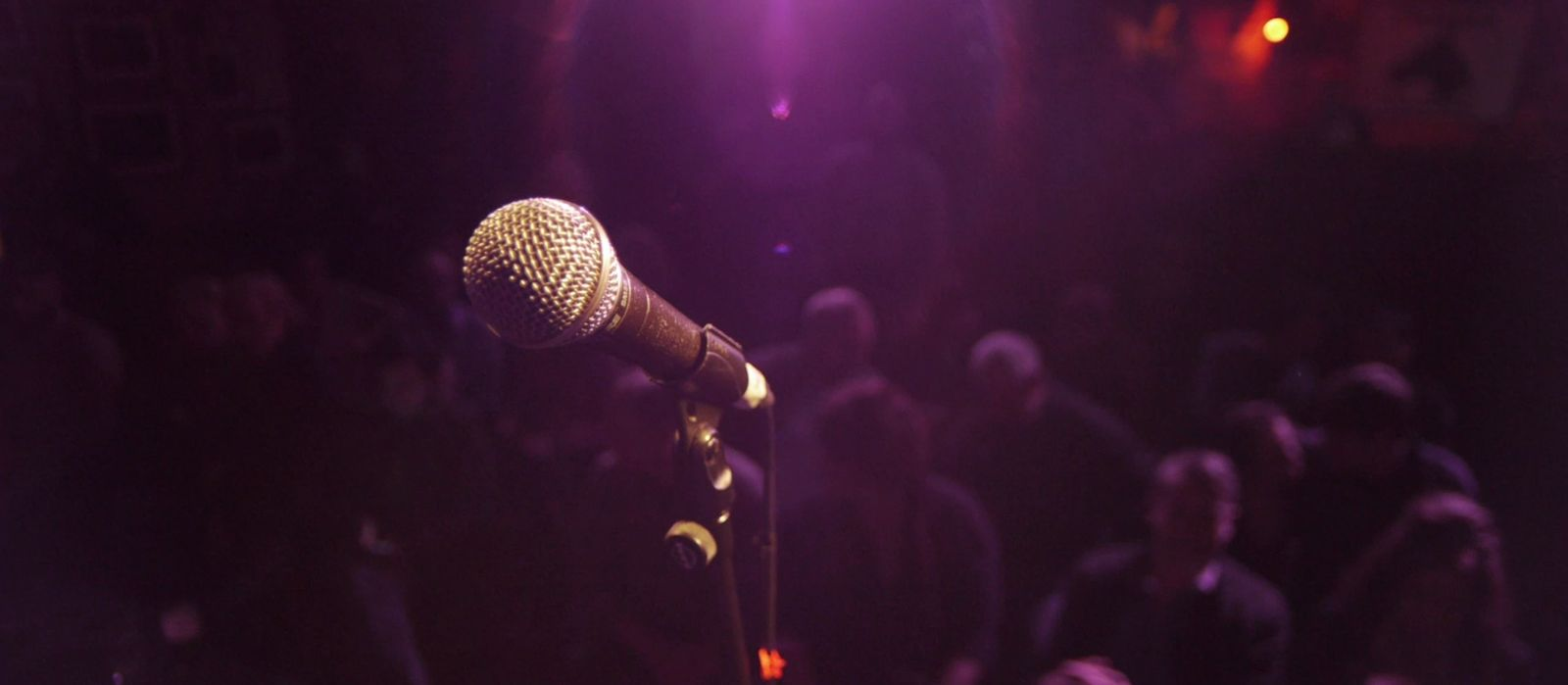 Image result for stand up comedy audience