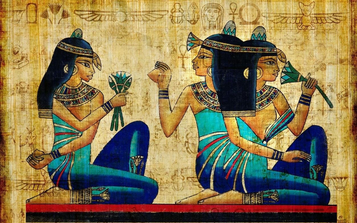 Egypt, Pregnancy, Ancient, History, Boy, Girl, Child, Science