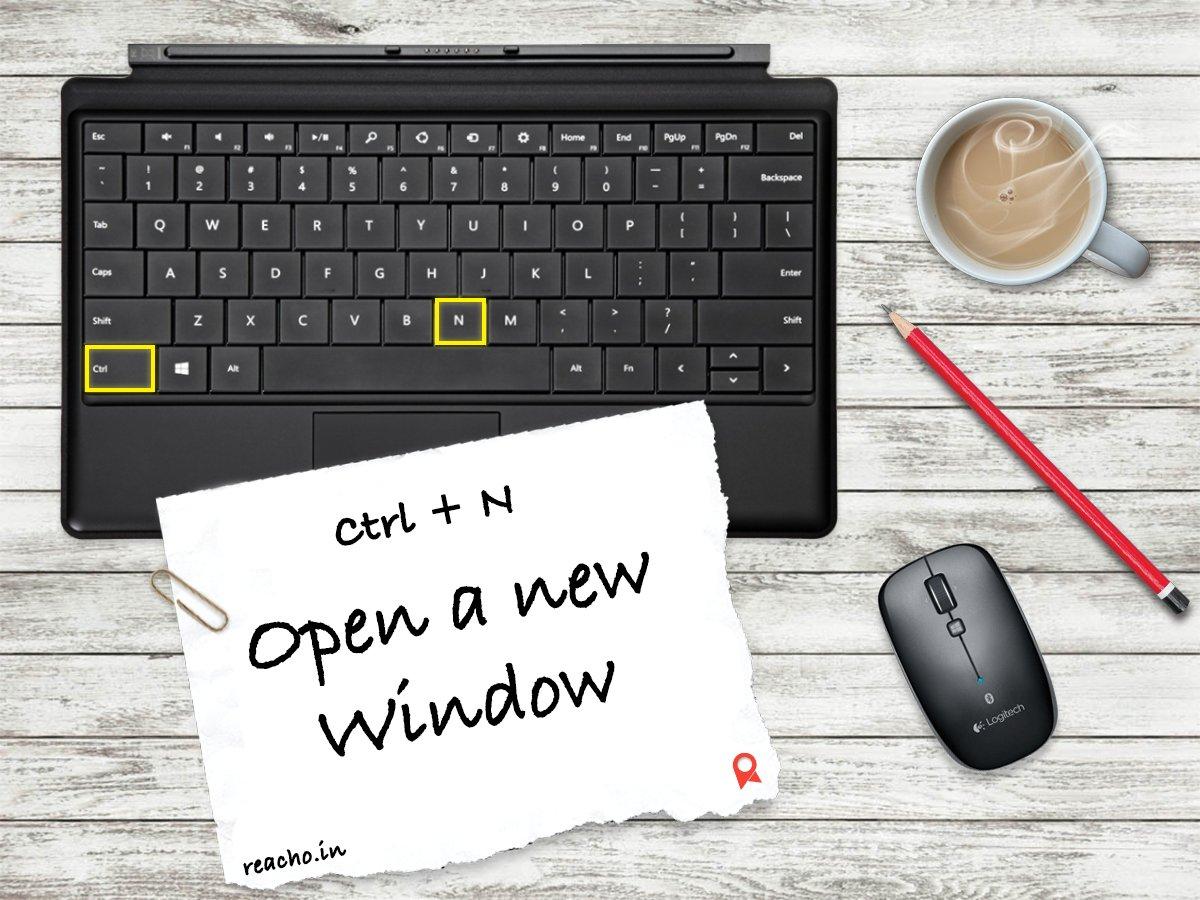 Keyboard, Hack, Shortcuts