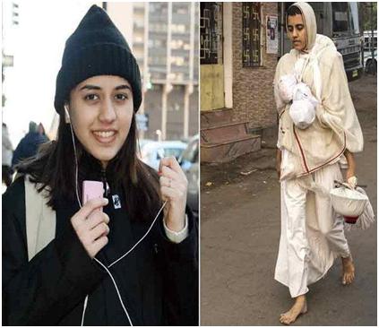 Nisha Kapashi, Former Fashionista, Jain Nun, New York City, Prada, Diksha