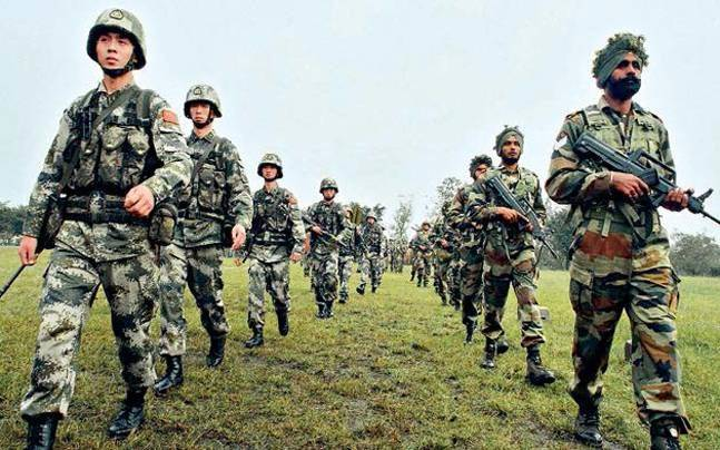 India, China, Joint, Military Exercise, Pune, Aundh, Army