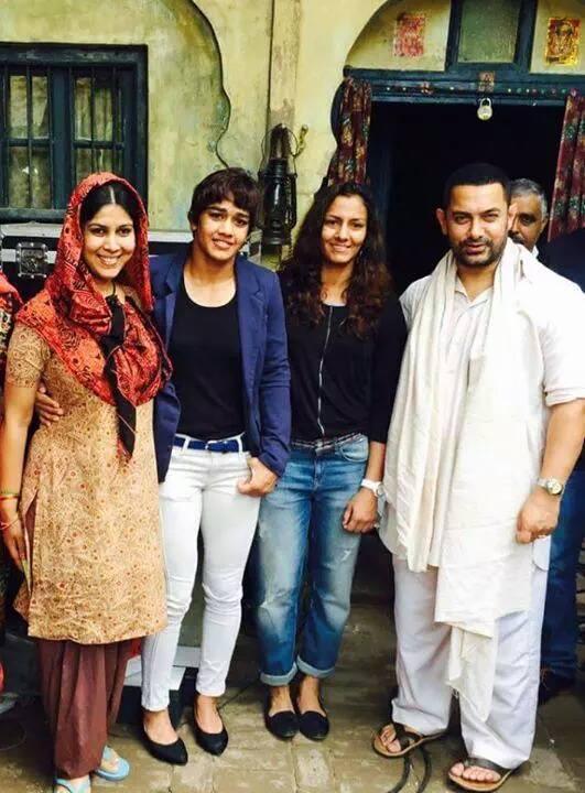Dangal, Mahavir Phogat, Geeta Phogat, Aamir Khan, Nitesh Tiwari, weeding, Gift