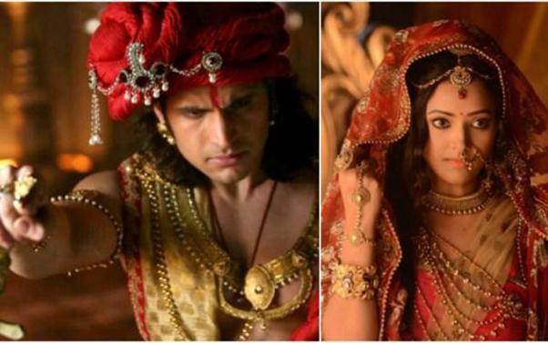 Chandra Nandini, Star Plus, Period Drama, Ekta Kapoor, Chandragupta Maurya, Nandini, Durdhara