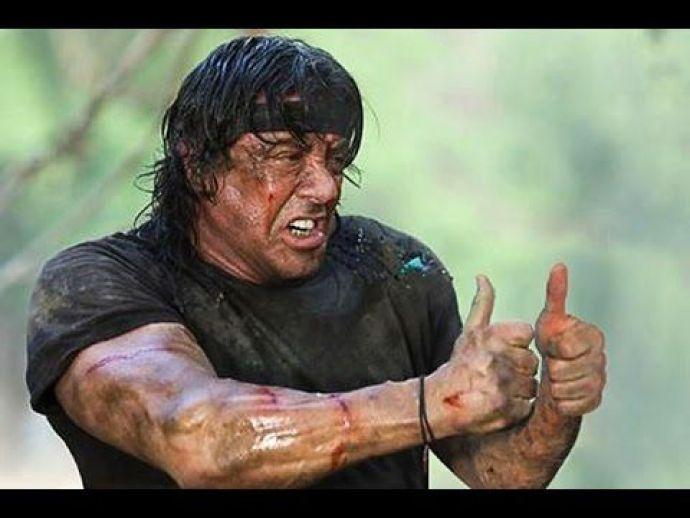 Tiger shroff, Sylvester Stallone, Rambo, Indian Version, Trolls On Tiger Shroff, Fun On Tiger Shroff, Funny Reactions Of Tiger Shroff, India's Rambo, Indian Remake Of Rambo, Tiger Shroff As Rambo