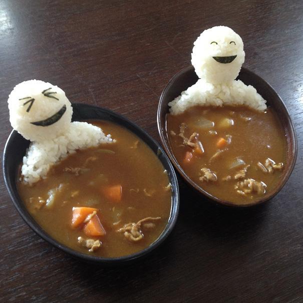 Food Porn, Food Art, Cooking, Cooking Goals, Rice, Rice Art