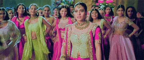 Karva Chauth, Bollywood, Movies